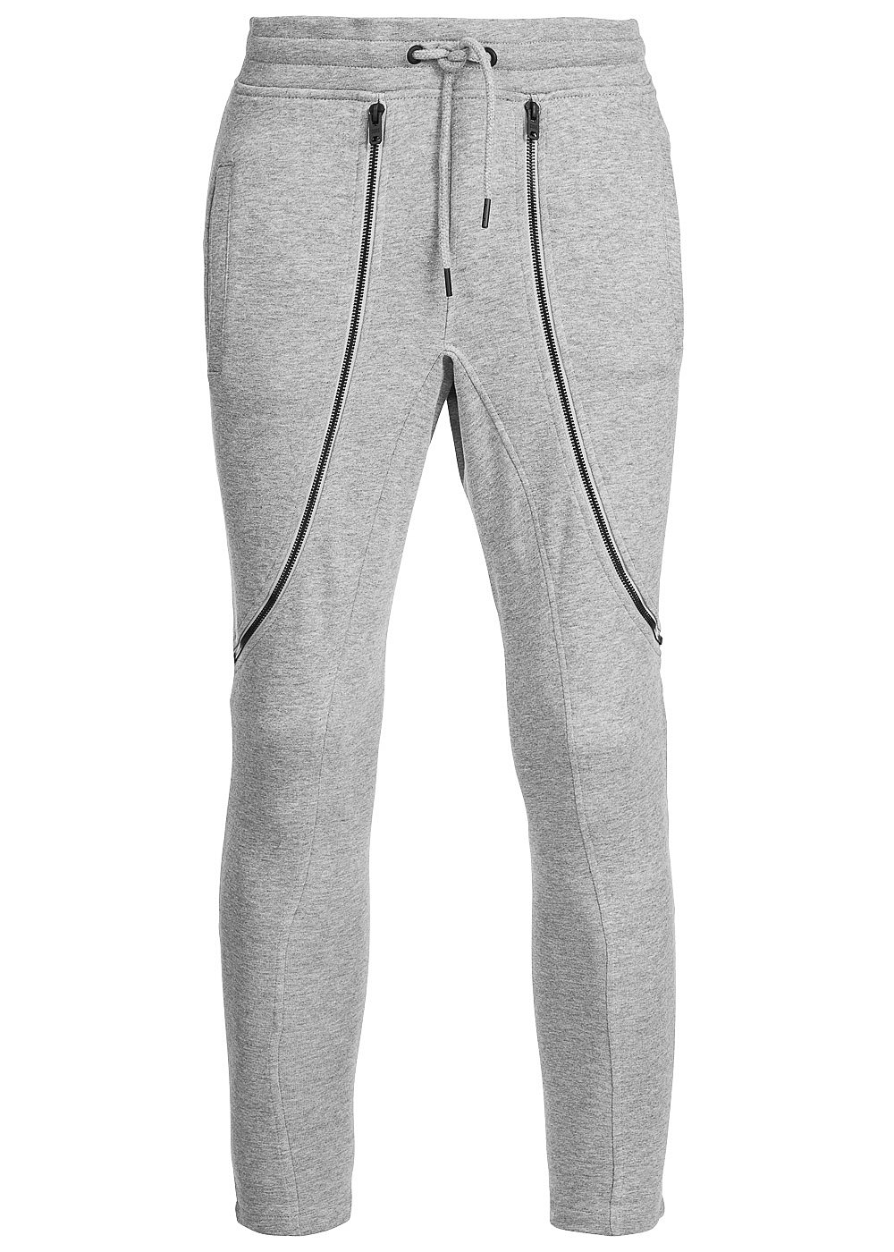 Jack and Jones Sweatpants 12093023 HAMILTON TIGHT FIT 2 Zipper vorne ...