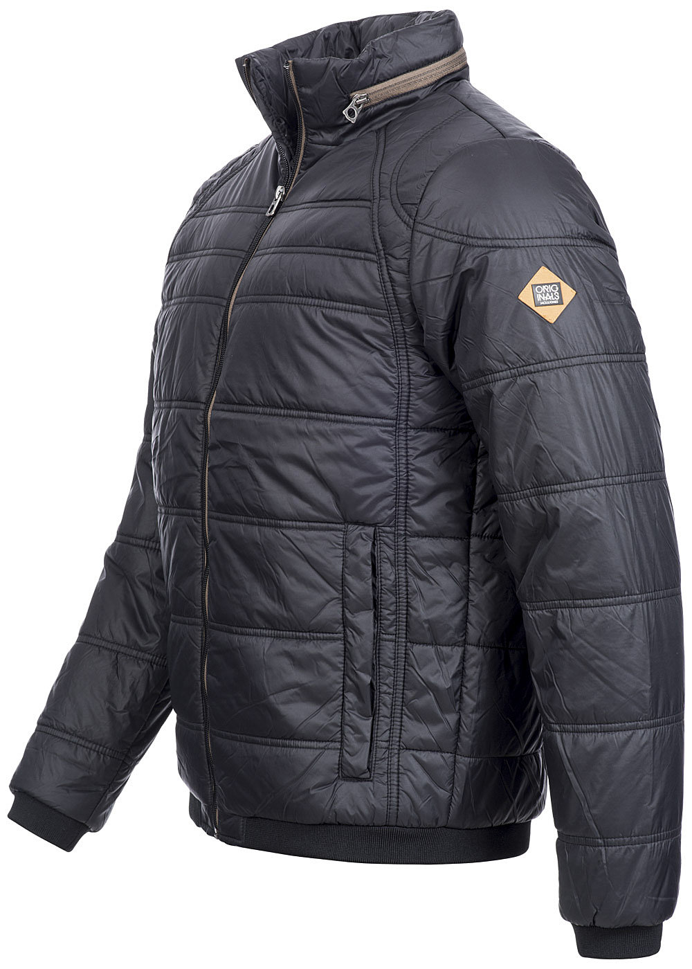 Jack and jones winterjacke schwarz