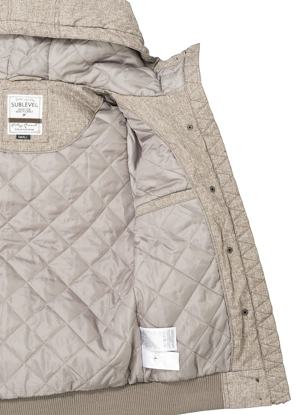Sublevel eight2nine jacke