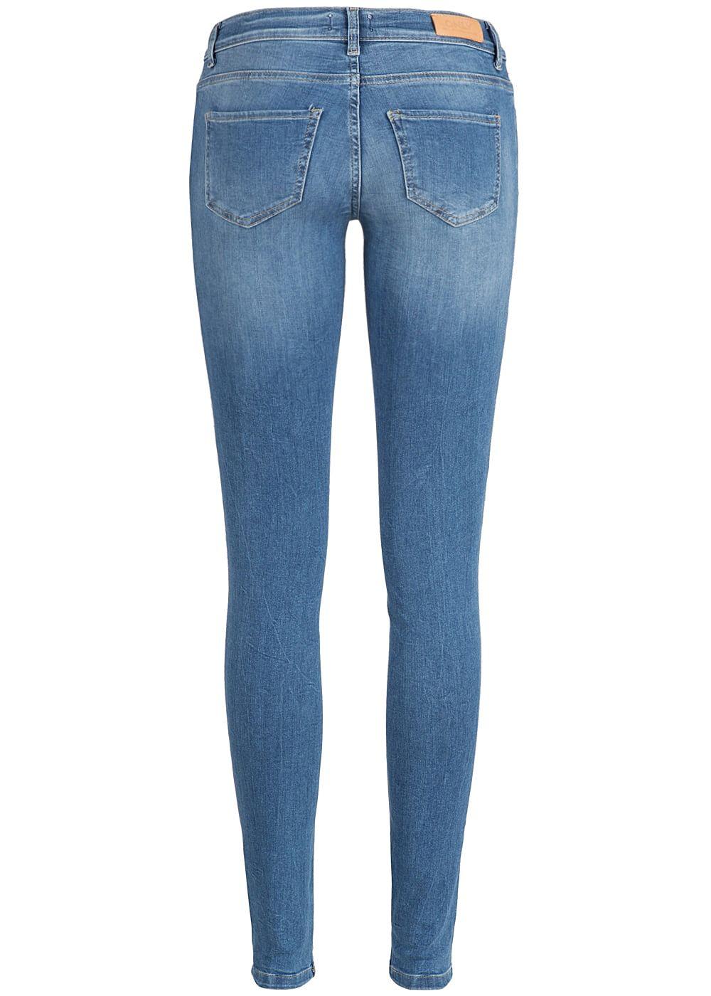 only damen jeans hose skinny regular waist 5 pockets noos hell blau denim 77onlineshop. Black Bedroom Furniture Sets. Home Design Ideas