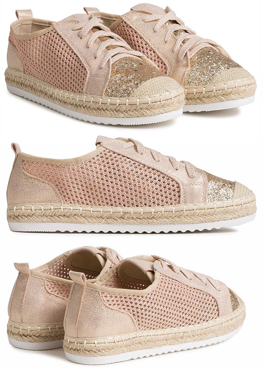 new concept 6dca3 3d061 Seventyseven Lifestyle Schuh Damen Sommer Sneaker Glitzer ...