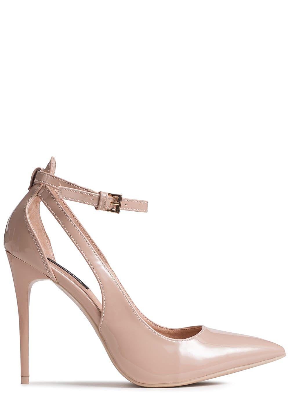 8aa51a7e31b297 Seventyseven Lifestyle Schuh Damen Pumps Absatz 11cm nude rosa ...