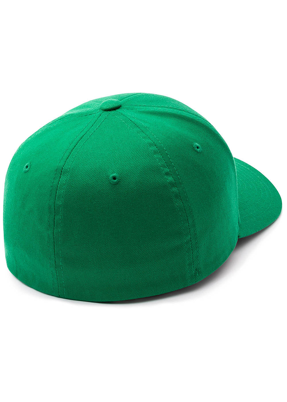 Flexfit Baseball Cap basic fresh grün