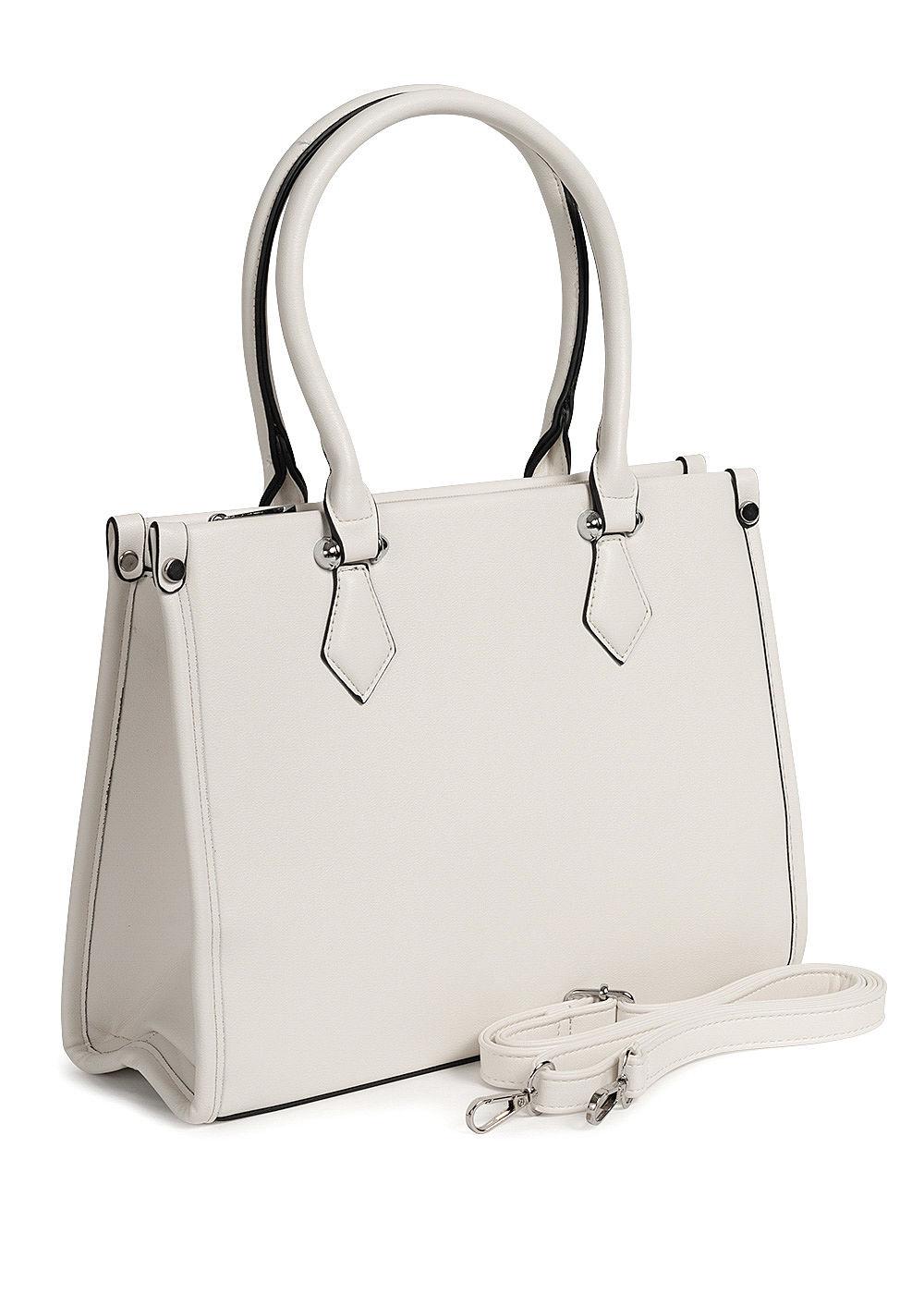 Styleboom Fashion Damen Handtasche Kunstleder ca. 33x25cm