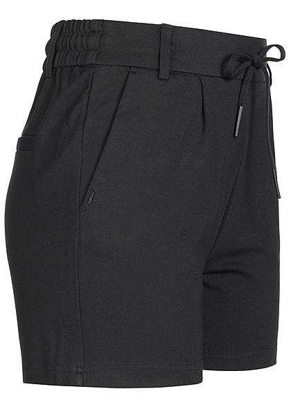 ONLY Women NOOS Poptrash Shorts 2-Pockets black