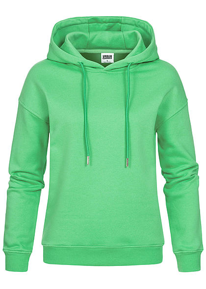 Urban Classics Woman Basic Hoodie freshseed green - Art.-Nr.: 21010228
