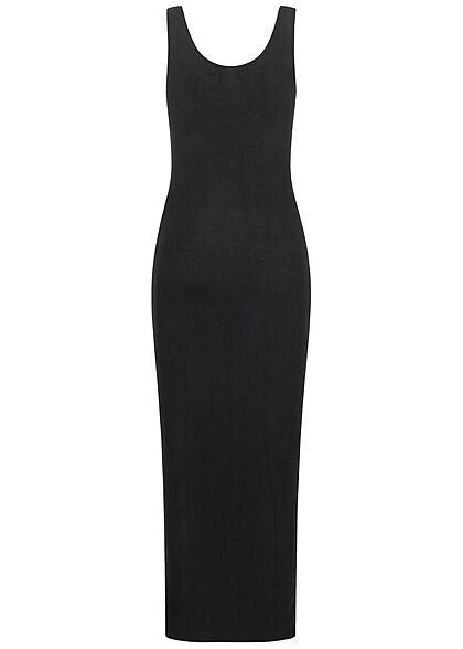 Brave Soul Women Ribbed Dress black